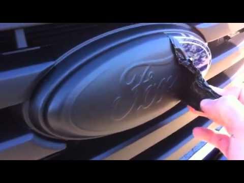 F150 Plasti Dip - YouTube