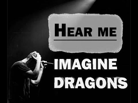 Imagine Dragons - Hear me - Live 2012 - Tradução em ...