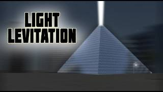 Luxor Light Levitation Revealed Real Secret Expose - Wire Levitation