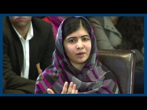 Compulsory Education | Malala Yousafzai | Oxford Union