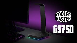 [Cowcot TV] Présentation Stand Cooler Master GS750