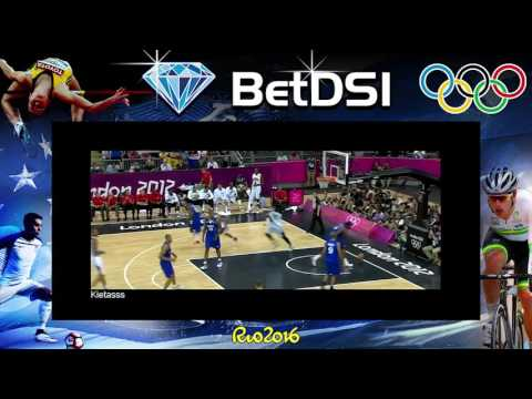 Olympics Betting | Olympic Basketball  2016 Summer Olympics in Rio