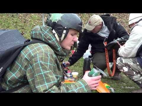 Воздушный бой радиоуправляемых моделей самолётов