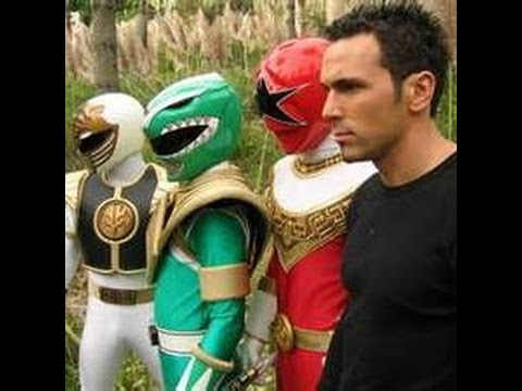 The Tommy Oliver Saga (MMPR to Super Megaforce)