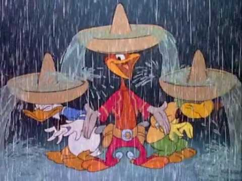 ¡Ay Jalisco No te Rajes! (Los Tres Caballeros)