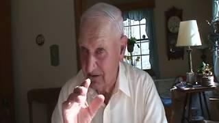 Joseph A. Romboli, WWII veteran. CCSU Veterans History Project