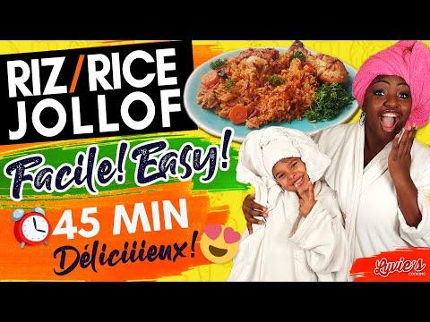 riz-jollof-:-recette-africaine-facile-&-rapide-(-jollof-rice)