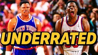 Why Patrick Ewing Is One Of The MOST UNDERAPPRECIATED Legends In NBA History