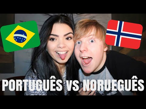 Language Challenge - Norwegian VS Portuguese