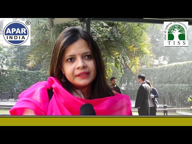 Nina Mukherjee pursued PG Diploma in HR & Admin From Tata Institute Of Social Sciences