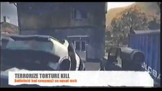 TERRORIZE TORTURE KILL xbox360 gamer clan video 3.0