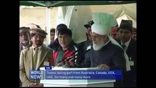 Masroor International Cricket Tournament 2015 Opening