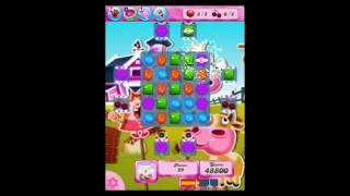 Candy Crush Saga Level 234 Walkthrough