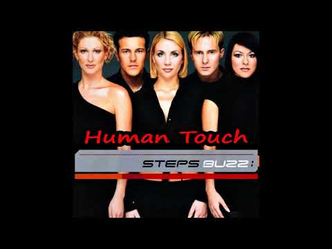 Steps - Human Touch (Official Audio) HIGH QUALITY