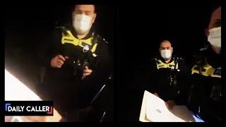 Australian Police Question Man Over Facebook Post