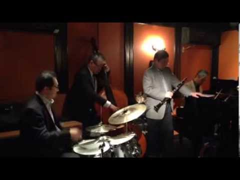 J's session Jazz & Bar em's in Ginza (You're my everything)