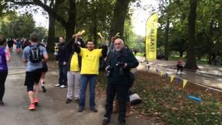 Royal Parks Half Marathon London 2014.