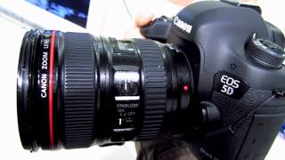 【Canon】EOS 5D Mark lll シャッター音(Shutter Sound)