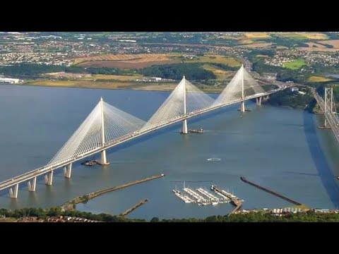 Forth Crossings - Queensferry Crossing