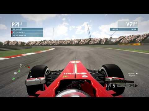F1 2013 / PEDRO M. DE LA ROSA 4.0/KOREA, (YEONGAM)/SETUP/02-05-2016/PAPA