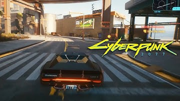 CYBERPUNK 2077 NEW Gameplay 20 Minutes (No Commentary)