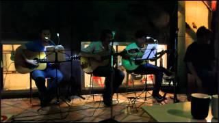 ca vang khuc yeu doi (Hòa tấu guitar) guitar hoa giấy
