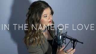 In The Name of Love - Martin Garrix ft. Bebe Rexha (Cover by Victoria Skie) #SkieSessions