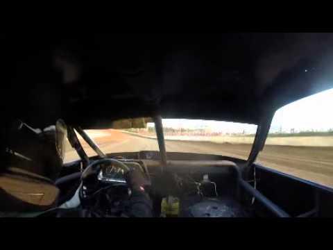 West Siloam Speedway FWD heat (7/4/14)
