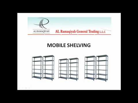 Material storage system storage solutions: Shelves, Pallet Racking, Plastic Pallets in UAE
