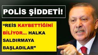 """""""REİS KAYBETTİĞİNİ BİLİYOR"""""""