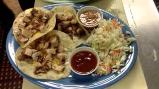 D's Island Grill - Try The Jerk Chicken Taco