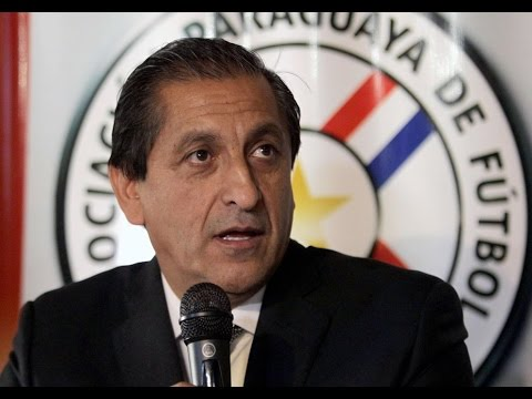Conferencia de Prensa del ex DT de Paraguay Ramón Díaz