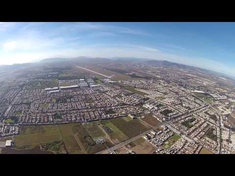 GUADALAJARA JALISCO MEXICO SOBREVOLANDO  FPV/ UAV full HD!!FLIGHT