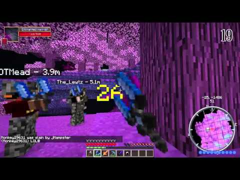 RPGCraft with Redlor E23: Nothing compares to these blue and yellow, purple hills.