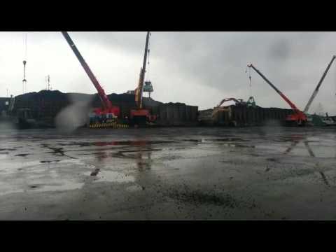 Bulk Cargo Discharging & Loading