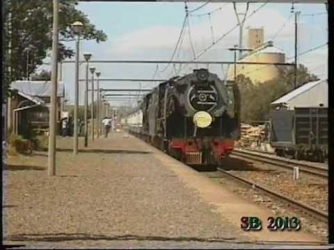 Trans Karoo Express,  Krugersdorp - Klerksdorp,     10-1995