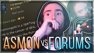Asmongold vs. The General Forums