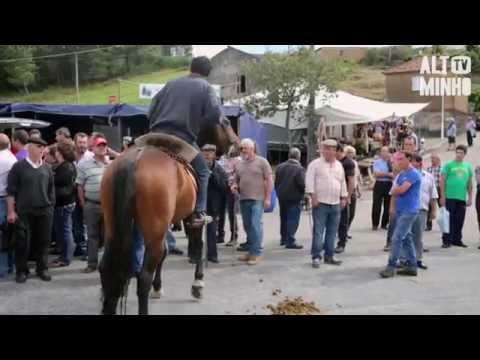 X Feira Tradicional de Portela de Alvite une Monção e Arcos de Valdevez | Altominho TV