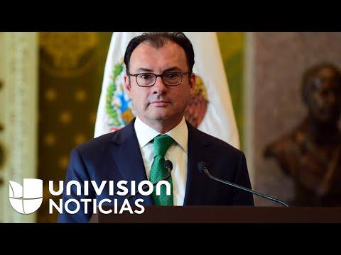 Luis Videgaray paga con su renuncia el grave error de recomendar a Peña Nieto recibir a Trump en Méx