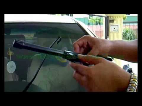 Ukuran Wiper Grand New Avanza Veloz Toyota Price In India Cara Memasang Mov Youtube