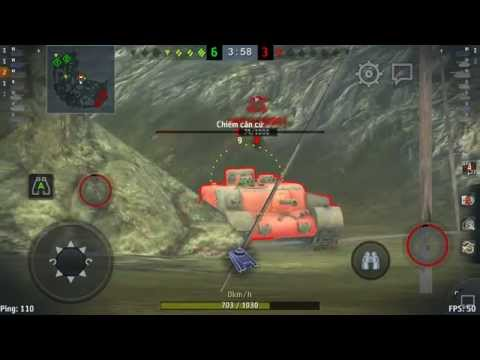 ScreenRecord WOT.Blitz with software available Sony Z1 , android 5.1