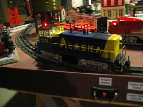 Alaska Locomotive