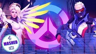 Overwatch Victory (Retro Electronic Remix)