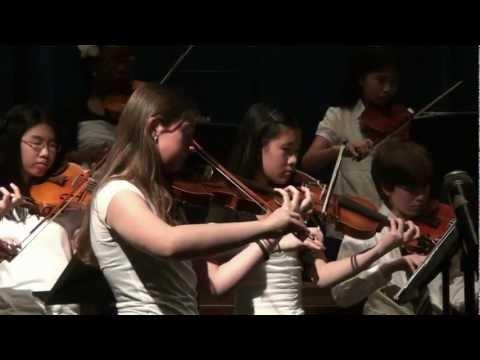 CMS String Ensemble spring 2012 - Yorkshire Ballad
