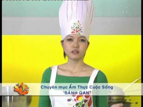 Bánh gan nướng - Vui Sống Mỗi Ngày [VTV3 - 11.09.2012]