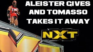 WWE NXT 4/25/18 Full Show Review & Results: TOMASSO CIAMPA TAKES JOHNNY GARGANO'S TITLE CHANCES AWAY