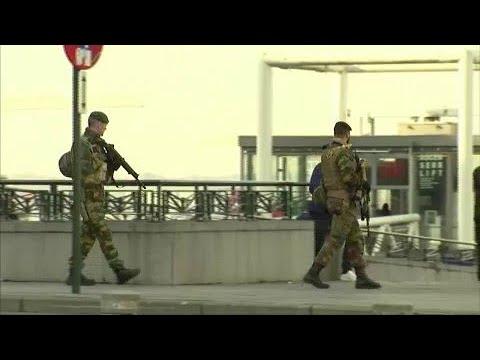 Procès Abdeslam : le palais de justice de Bruxelles transformé en forteresse