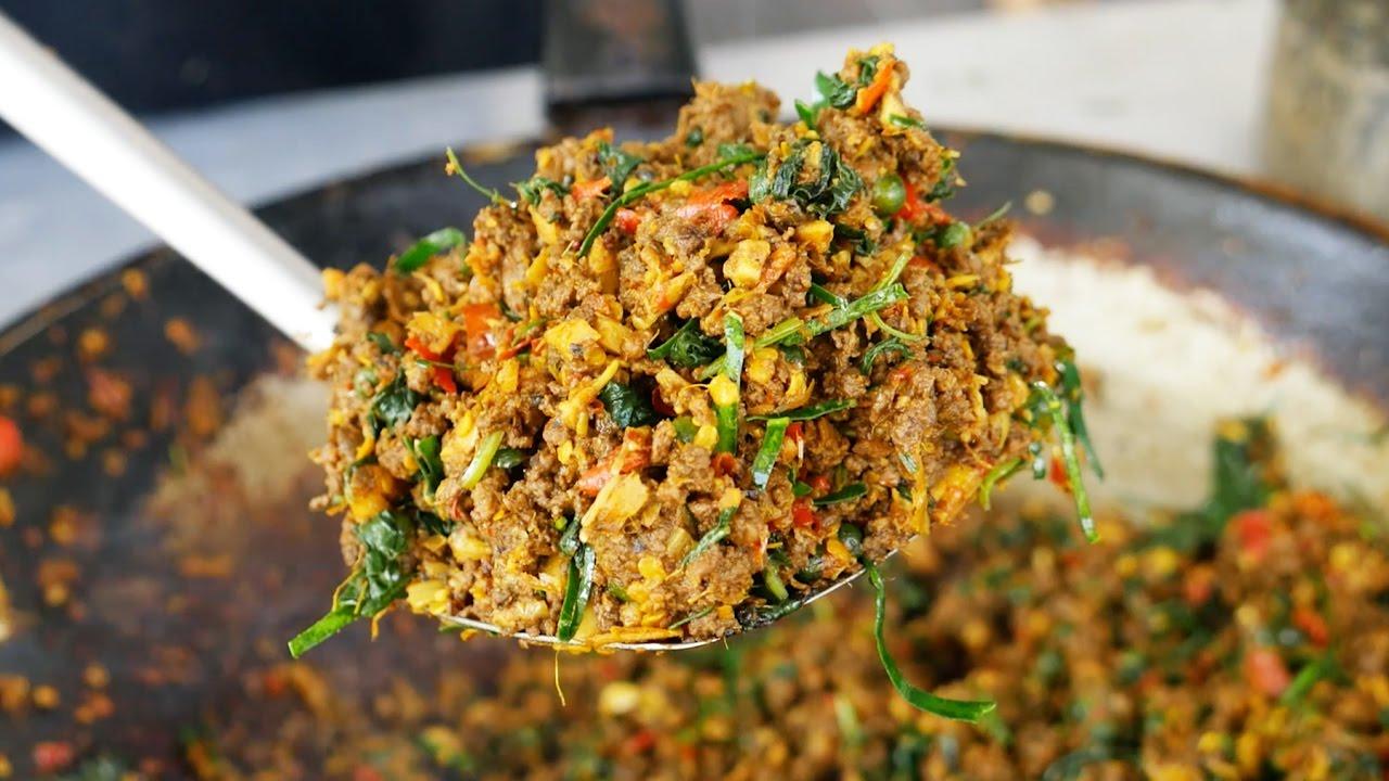 Thai Stir Fry Chili Duck Recipe One Of The Spiciest Thai Foods 10