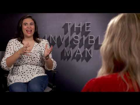 Elisabeth Moss Interview: The Invisible Man