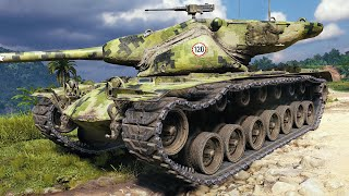 T57 Heavy - NEVER SAY DIE - World of Tanks